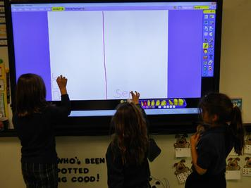 A Multi-Touch Board Requires No Special Pens!