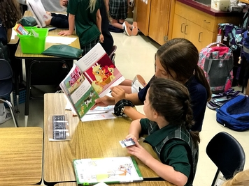 Collaborative Learning Between Grade Levels