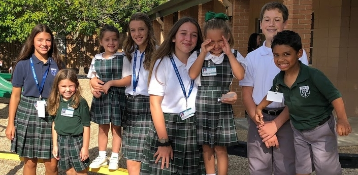 St Pius Elementary A Catholic Elementary School Centered In The